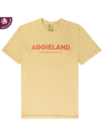 Texas A&M Aggieland College Station T-Shirt