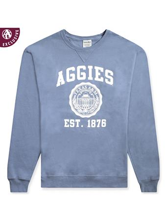 Texas A&M Classic Seal Sweatshirt