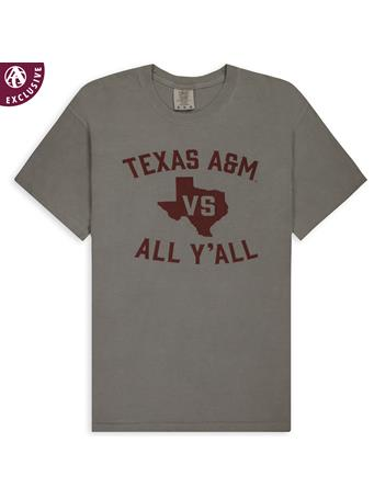Texas A&M Vs All Y'all T-Shirt