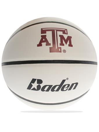 Texas A&M Custom Autograph Basketball