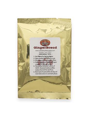 Rockdale Gingerbread Coffee 1.4 oz
