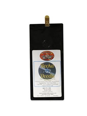 Rockdale Rocka Doodle Coffee