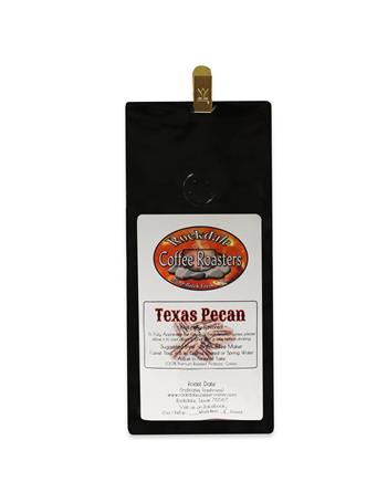 Rockdale Texas Pecan Coffee