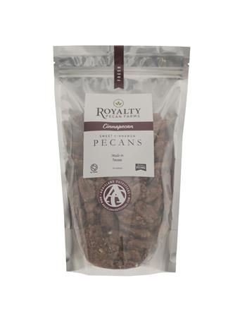 Royalty Farms Cinnapecan Pecans - 16 Ounces