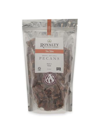 Royalty Farms Spicy Texan Pecans - 16 Ounces