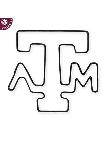 Texas A&M Block ATM Cookie Cutter