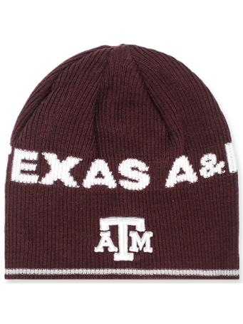 Texas A&M Adidas Maroon Knit Beanie