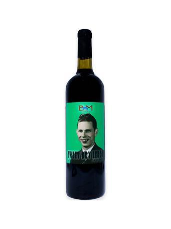 Blue Mule Winery Sweet Boy Leroy Merlot Wine