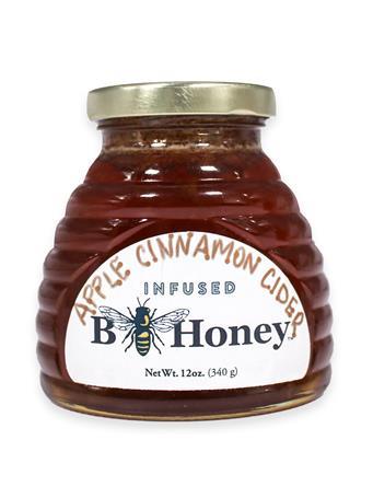 Beeweaver Apple Cinnamon Cider Infused Honey
