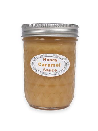 Honey Caramel Sauce 9 oz. Jar