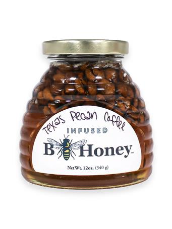 Beeweaver Texas Pecan Coffee Infused Honey