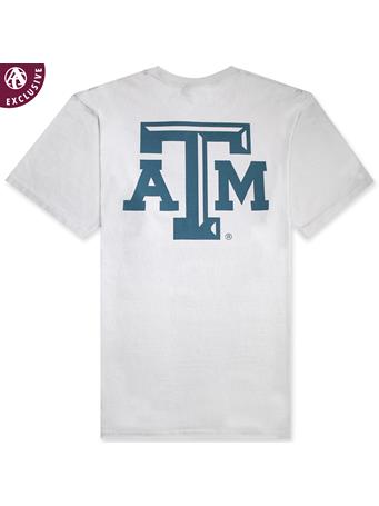 Texas A&M Smoke Simple Arch Tee