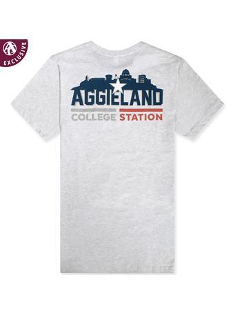 Texas A&M Star In Aggieland T-Shirt