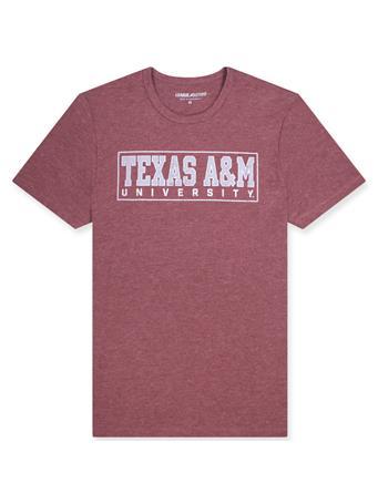 Texas A&M League Tri Flex Retro Crewneck