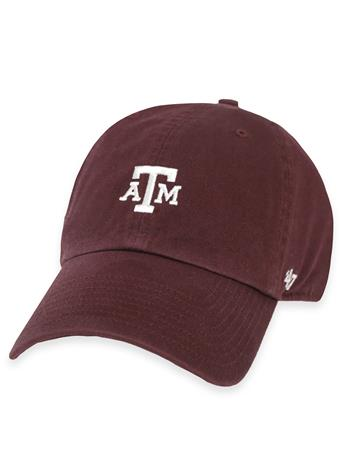 Texas A&M '47 Brand Block Base Runner Cap