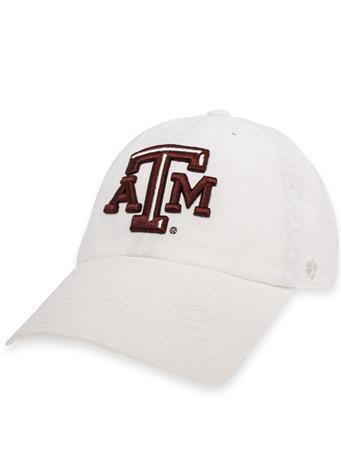 Texas A&M Beveled ATM 2020 Clean Up Cap