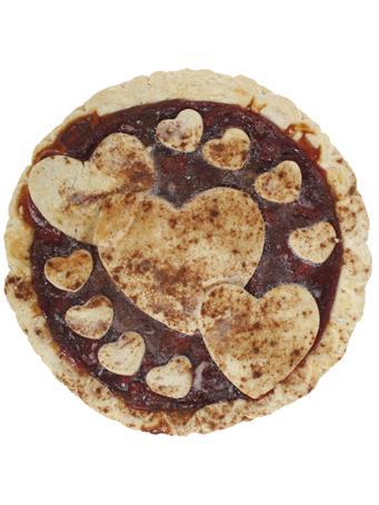 Royers Pie Haven Special Valentines Heart Cherry Pie