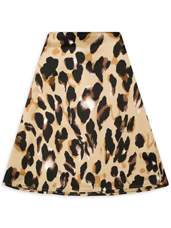 Wishlist Jaguar Print Skirt