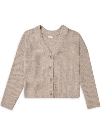 Women's Button Coat Sweater
