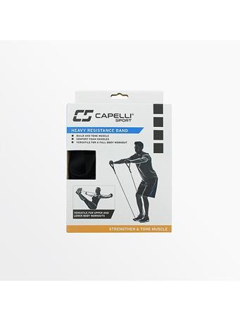 CAPELLI - Heavy Resistance Band  BLACK