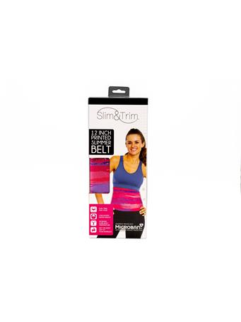 "SLIM & TRIM - 12"" Waist Trimmer Belt MULTI"