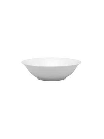 "RED VANILLA -Pure Vanilla Cereal Bowl 6"" 16oz NOVELTY"