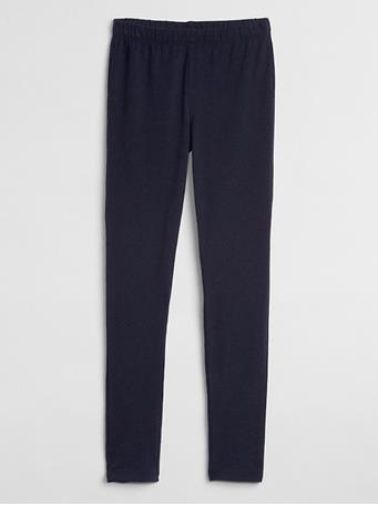 GAP - Kids Leggings in Stretch Jersey BLUE-GALAXY