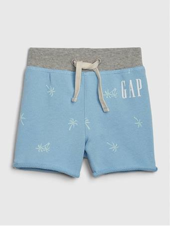 GAP - Baby GAP Logo Shorts BLUE-FOCUS
