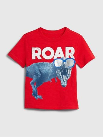 GAP - Toddler Short Sleeve Graphic T-shirt  {#color}