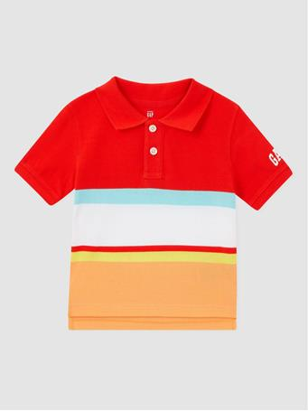 GAP - Toddler Novelty Polo {#color}