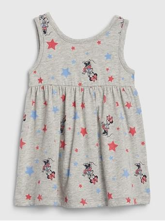 GAP -  Baby GAP Disney Summer Dress LT-HTHR-GREY