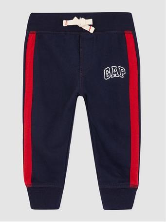 GAP - Baby GAP Solid Arch Logo Pant NAVY-UNIFORM