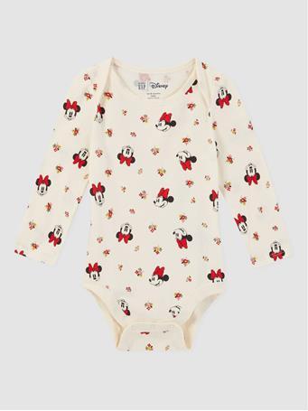 GAP - Baby GAP Disney Minnie Bodysuit IVORY-FROST