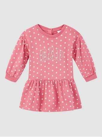 GAP - Baby GAP Arch Dress CHATEAU-ROSE
