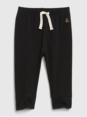 GAP - Baby Brannans Favorite Solid Pant TRUE-BLACK