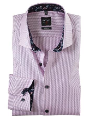 OLYMP - Long Sleeve Dress Shirt Royal Kent ROSE