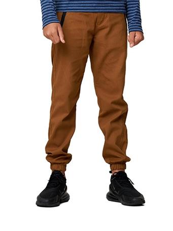TONY HAWK -  Twill Pocket Jogger GOLDEN-BROWN