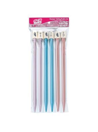 SUSAN BATES - Knitting Needle Set NO-COLOR