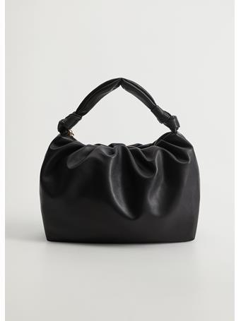 MANGO - Malayu Bag BLACK