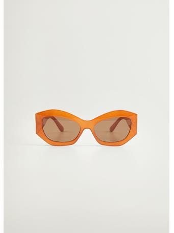 MANGO - Dana Sunglasses BRIGHT-YELLOW