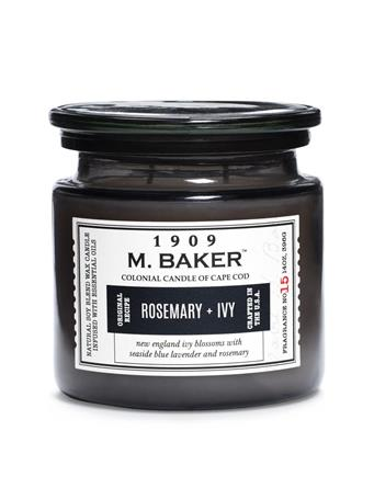 M.BAKER - Rosemary & Ivy Scented Candle No-Color