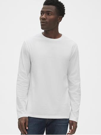 GAP - Classic T-Shirt OPTIC WHITE