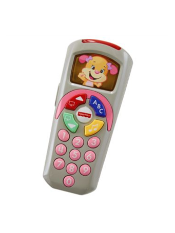 FISHER-PRICE® - Laugh & Learn™ Sis' Remote (6-36M) NO-COLOR