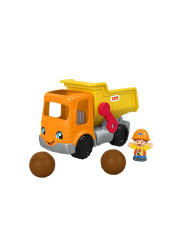 FISHER-PRICE® - Little People® Work Together Dump Truck (1-5Y) NO-COLOR
