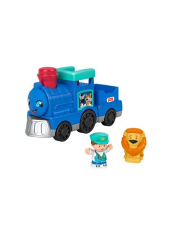 FISHER-PRICE? - Little People? Animal Train (1-5Y) NO-COLOR