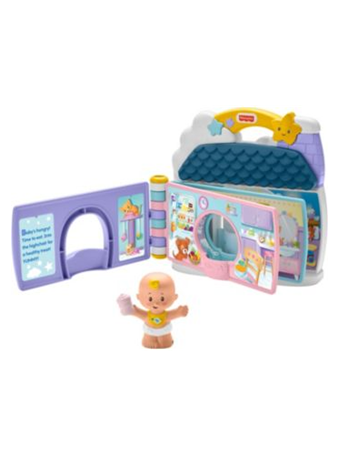 FISHER-PRICE® - Little People® Baby's Day Story Set (1.5-5Y) NO-COLOR