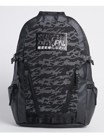 SUPERDRY - Neo Tarp Backpack  DARK-MARL