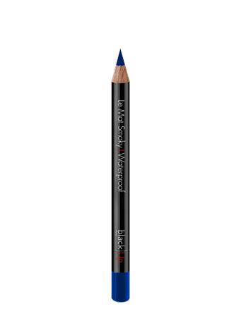 BLACK UP - Waterproof Smoky Matte Eyeliner Pencil 01