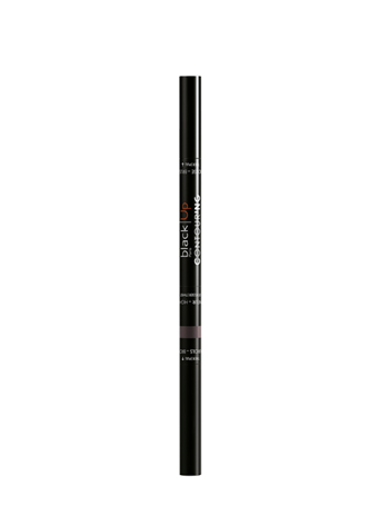 BLACK UP - 3-In-1 Matte Brows 01