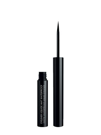 BLACK UP - Matte Waterproof Liquid Eyeliner  01 INTENSE BLACK